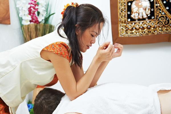 Masaż tajski klasyczny