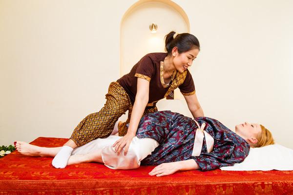 O nas masaż tajski