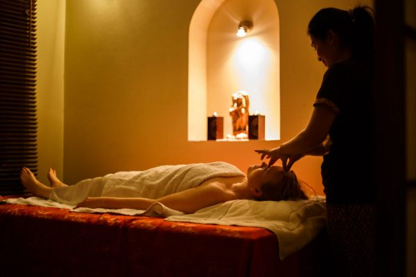 Chaiyo tradycyjny masaż tajski