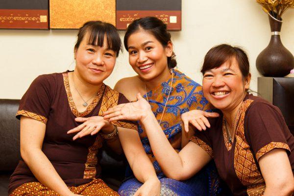 masażystki z Tajlandii